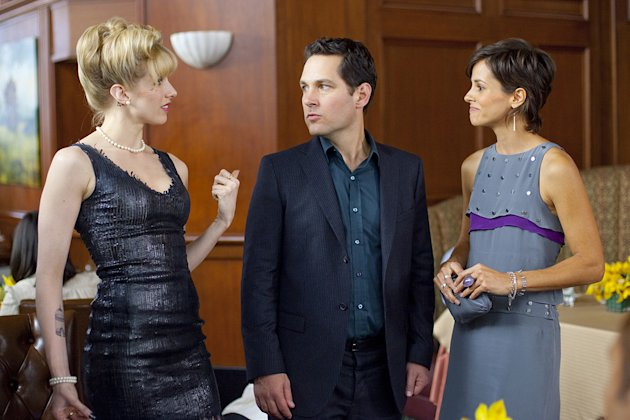 Dinner for Schmucks Paramount Pictures 2010 Lucy Punch Paul Rudd Stephanie Szostak
