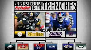 Best NFL defense: Steelers or Giants?