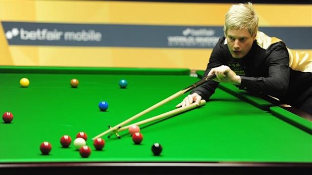Neil Robertson (Getty)