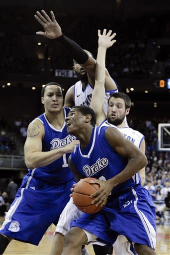Wragge's 22 leads No. 13 Creighton in a 91-61 win