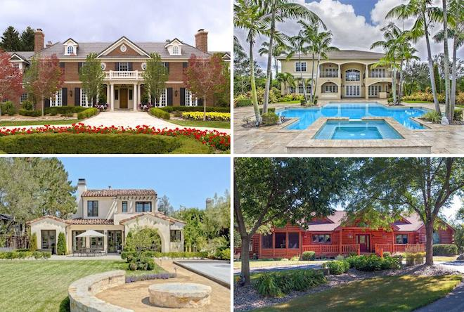 Super Bowl Scoring: Pick the Best Football Player Houses, AFC Edition