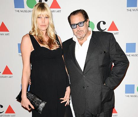 Filmmaker Julian Schnabel, Fiancee May Andersen Welcome Baby Boy