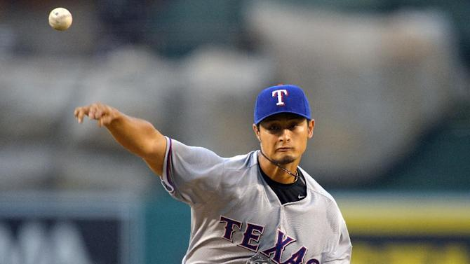 Rangers beat Angels again, tighten AL West race