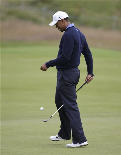 Woods ready for softer test