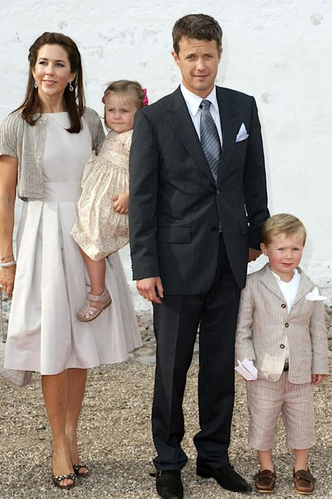 The Danish Royal Family, 2009