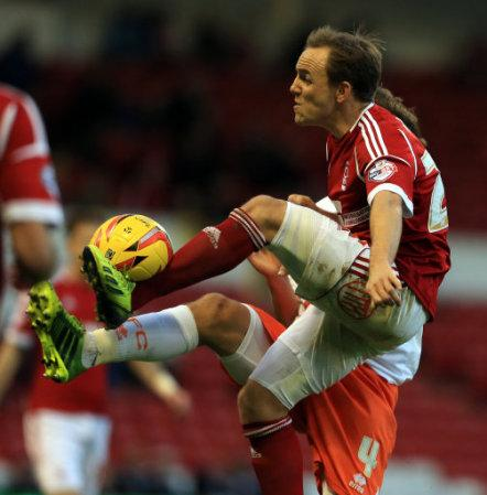 Soccer - Sky Bet Championship - Nottingham Forest v Blackpool - City Ground