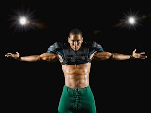 This football season, add a few NFL training secrets to your workout