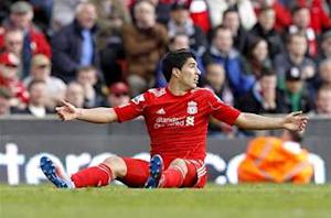 Rodgers slams 'vilification' of Suarez after diving accusations