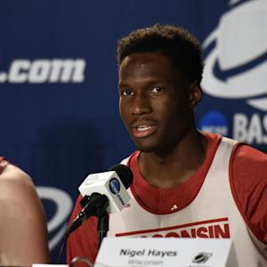 Nigel Hayes sues NCAA for payment
