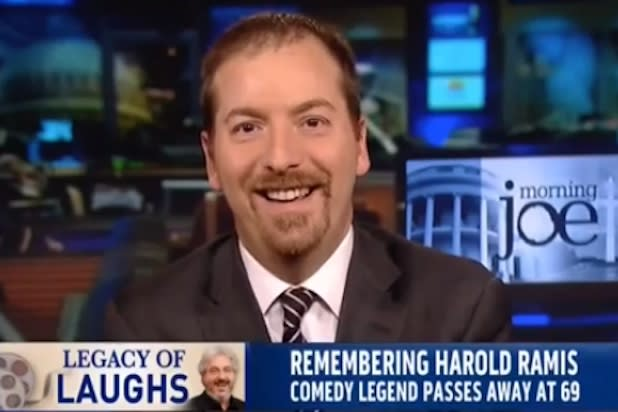 Chuck Todd Scores Best Ratings Since Taking Over 'Meet the Press'