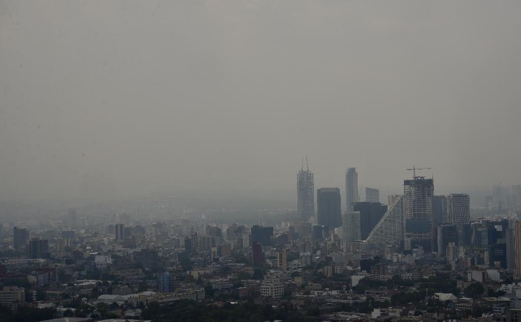 Mexico sets greenhouse gas target for UN climate talks