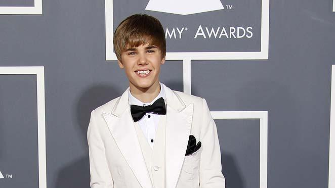 Justin Bieber G Rammy Awards