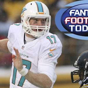 Fantasy Football Today: Game recaps III (12/8)