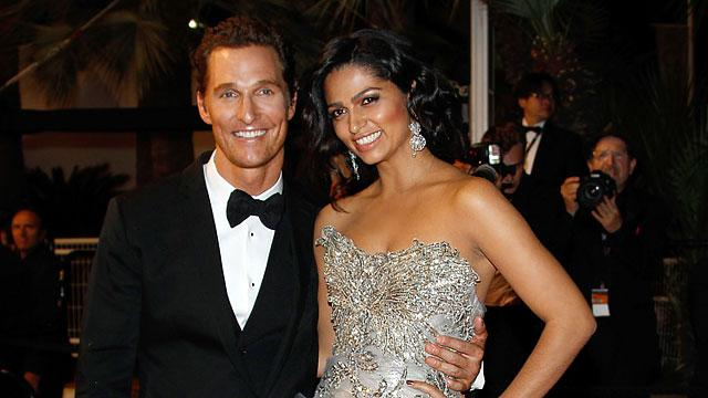Matthew McConaughey Wedding Details!