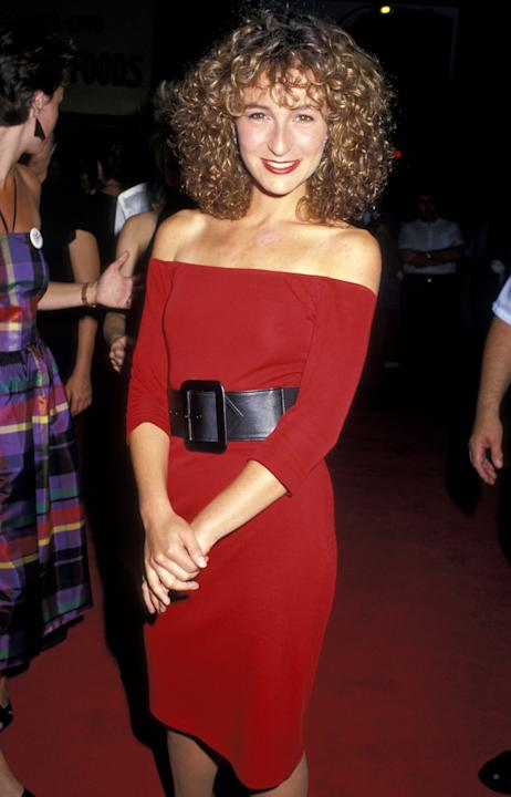 THEN: Jennifer Grey
