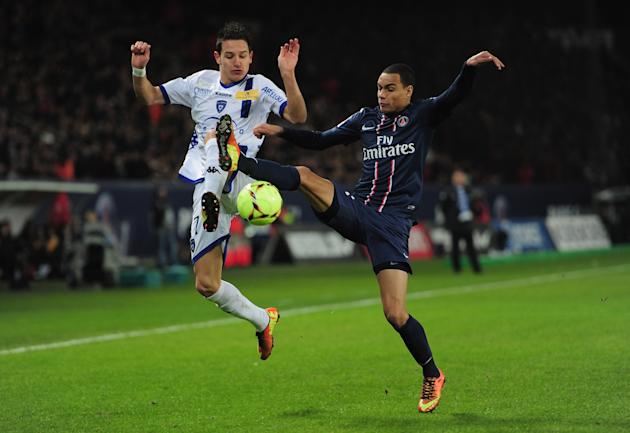 Paris Saint-Germain FC v SC Bastia - Ligue 1