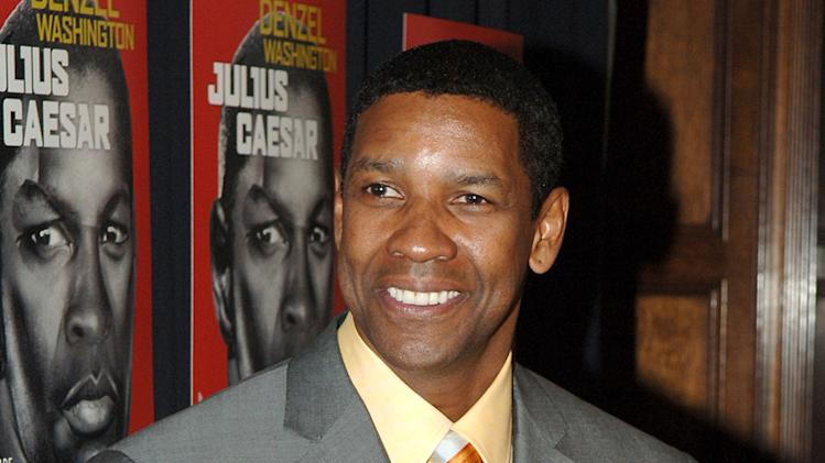 Denzel Washington 2005