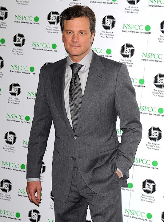 Firth Colin London Critics Circle