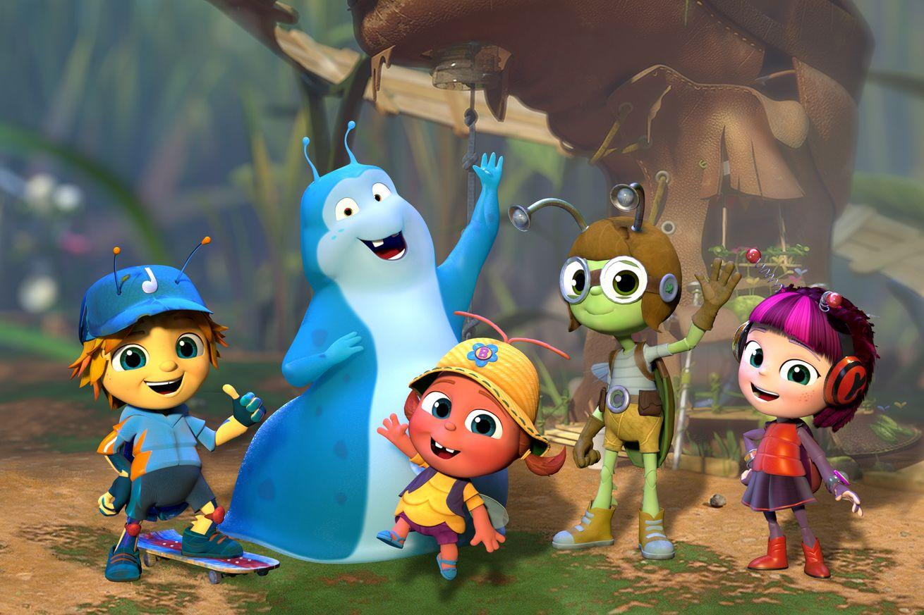 Netflix's Beat Bugs is a kids' show built around the music of The Beatles