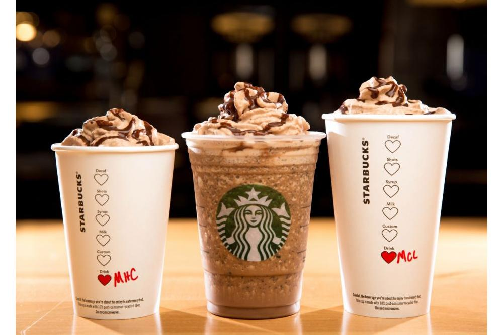 New Starbucks Valentine's Day Drinks Are Worse For You Than a Big Mac