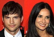 Former Twitter-happy couple: Ashton Kutcher and Demi Moore.