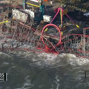 Superstorm Sandy: New Jersey still recovering one year later