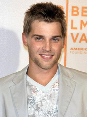 Mike Vogel at the Tribeca Film Festival premiere of Warner Bros. Pictures' Poseidon New York, NY
