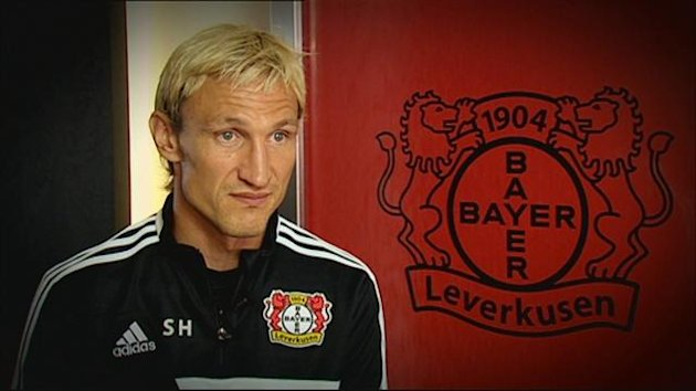 Hyypia boss of Leverkusen