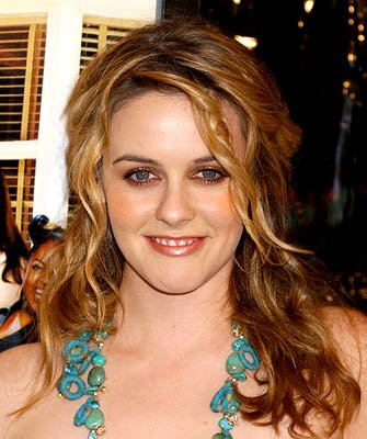 Alicia Silverstone at the LA premiere of MGM's Beauty Shop