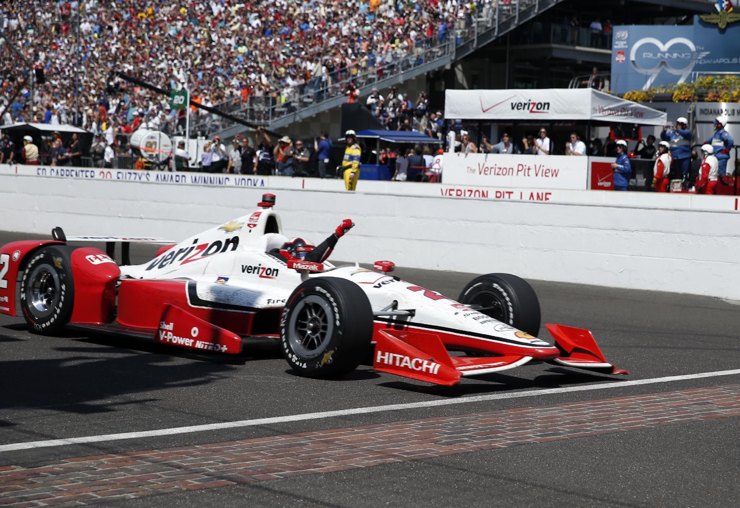 Colombia revels in Indy 500 result, Chevrolet rules the day