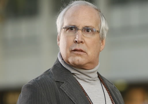 Chevy Chase Leaves NBC&#39;s Community