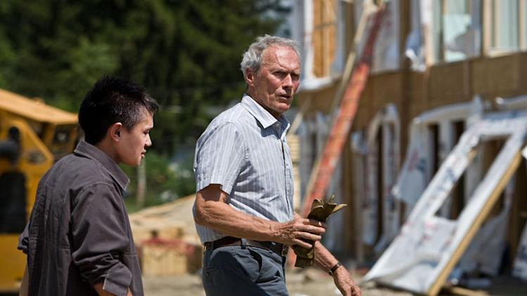 Bee Vang Clint Eastwood Gran Torino Production Stills Warner Bros. 2008