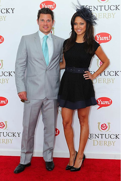 Lachey Minnillo Kentucky Derby