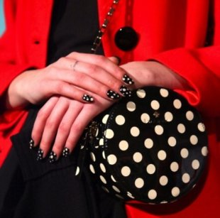 Seeing spots at Kate Spade