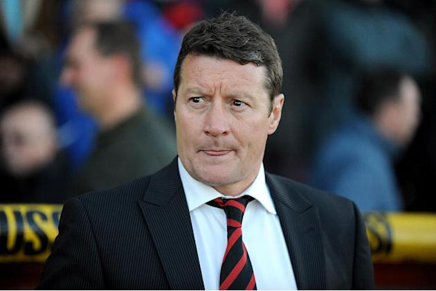 Danny Wilson knows his side will have to play well to beat Notts County