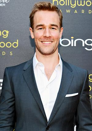 """James Van Der Beek"" Organizing Dawson's Creek Reunion!"