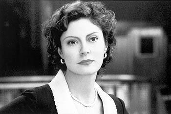 Susan Sarandon as Margherita Sarfatti in Touchstone's Cradle Will Rock