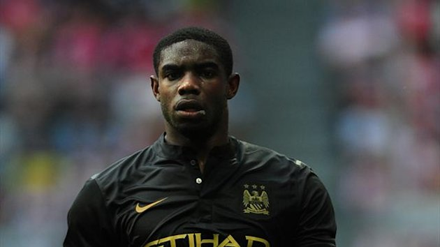 Manchester City defender Micah Richards (PA Photos)