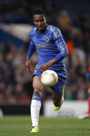 Soccer - UEFA Europa League - Round of 16 - Second Leg - Chelsea v Steaua Bucharest - Stamford Bridge