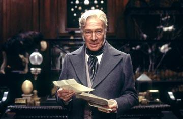 = Christopher Plummer as Uncle Ralph in MGM's Nicholas Nickleby