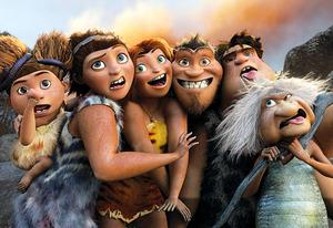 The Croods | Photo Credits: DreamWorks Animation