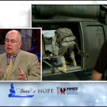 WCCO Interview: President Of MN Military Family Foundation