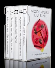 'Modernist Cuisine' was named Cookbook of the Year at the James Beard Foundation Awards in New York
