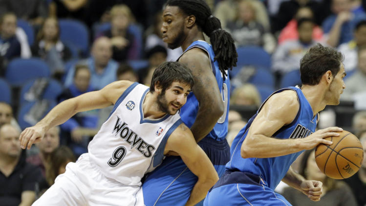 Love, Martin lift Timberwolves over Mavs 116-108