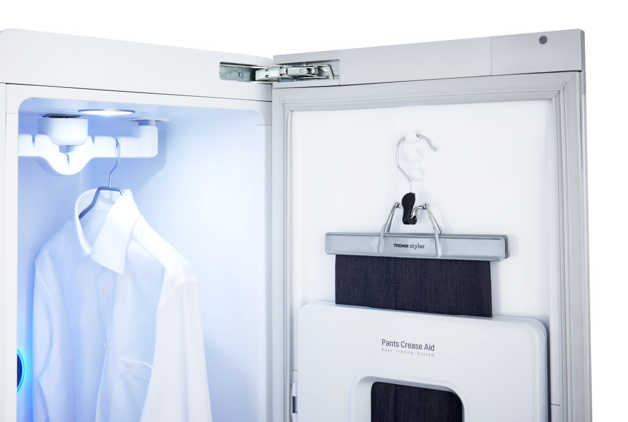 These new appliances will revolutionise the way you do laundry