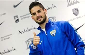 I would let Malaga cash in on me, says Manchester City target Isco