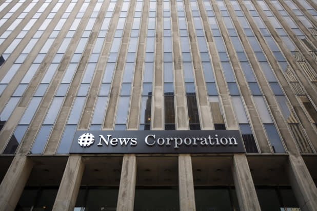 News Corp.'s First Report Since Spinoff Shows Revenue Up in Fiscal Year 2013