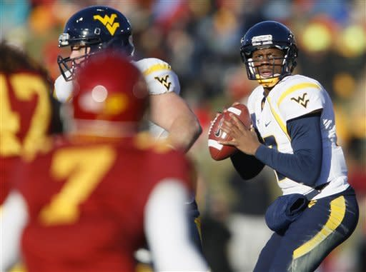 West Virginia beats Iowa State 31-24