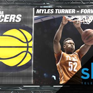 Pacers Select Texas' Myles Turner | NBA Draft Hype Video