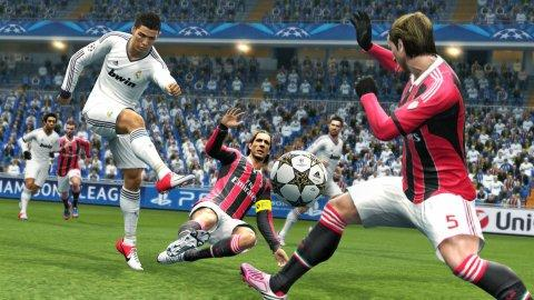 G-cluster Launches the First Cloud Gaming Version of Konami's Pro Evolution Soccer 2013